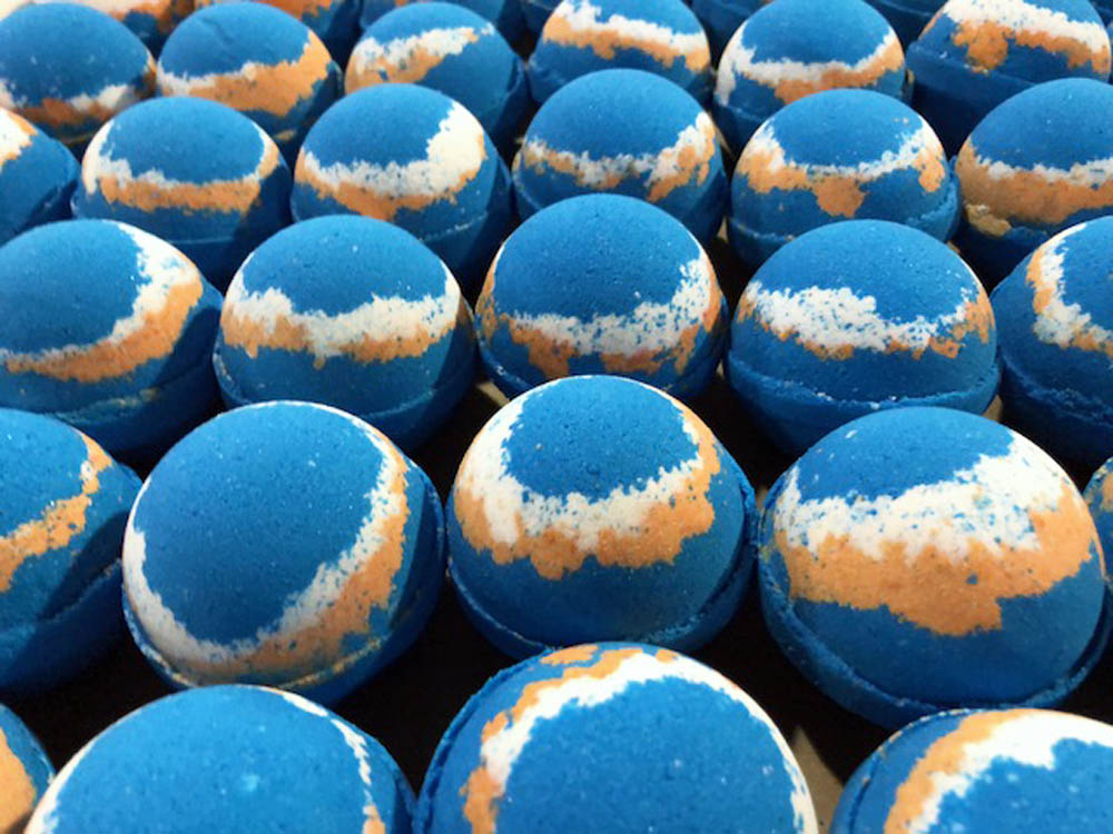 Sunny Skies Cheap Bath Bombs
