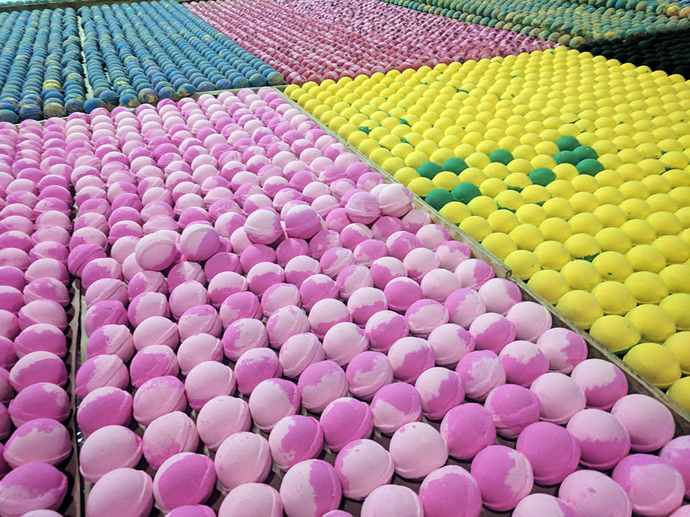 Wholesale Bath Bombs - 10,000 Assorted