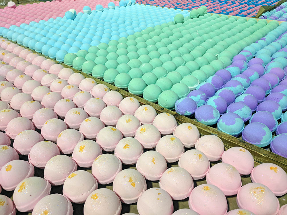 Wholesale Bath Bombs - 5000 Assorted