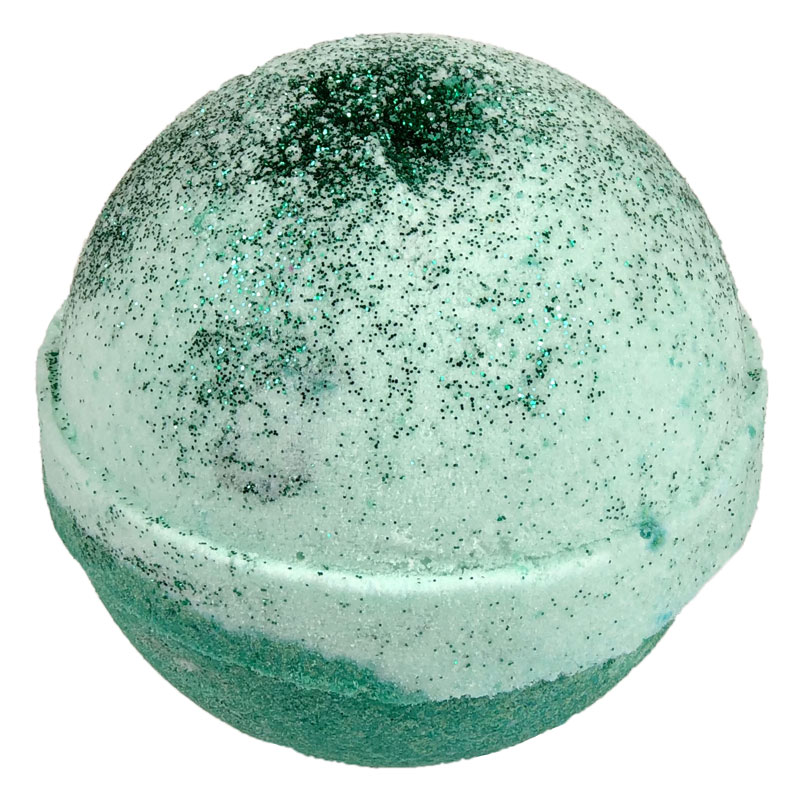 Bath Bombs for Kids - Bergamot Lime