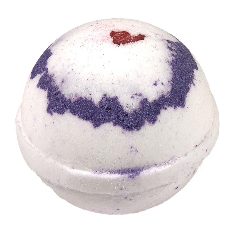 Bath Bombs for Kids - Black Raspberry Vanilla