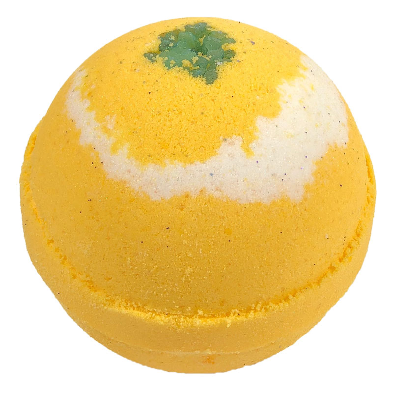 Bath Bombs for Kids - Lemongrass