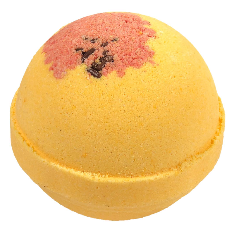 Bath Bombs for Kids - Pumpkin Spice