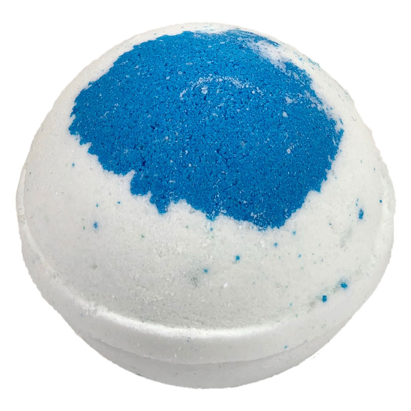 Bath Bombs for Kids - Spearmint Rosemary