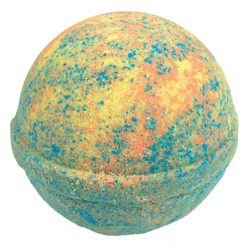 Bath Bombs for Kids - Tie Dye
