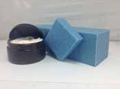 Wholesale Handmade soaploaf - Cool Spring Scrub