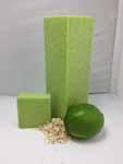 Wholesale Handmade soaploaf - Jasmine Lime