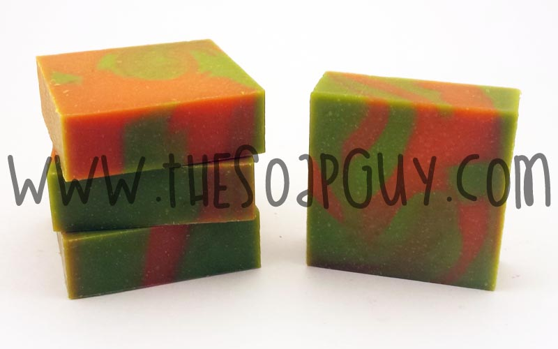 Wholesale Soap Bars - Apple Cantaloupe