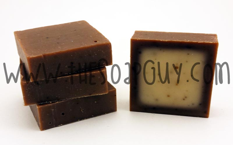 Wholesale Soap Bars - Cafe Mocha