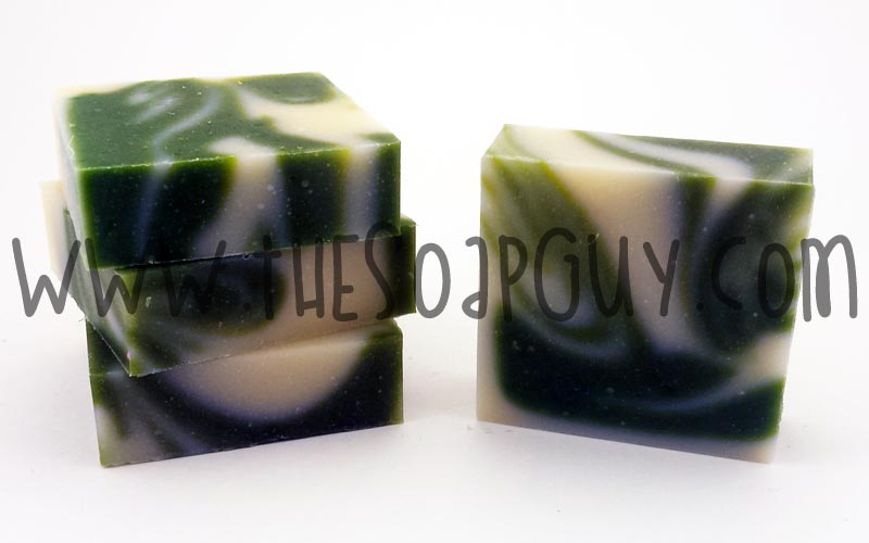 Wholesale Soap Bars - Cool Fresh Aloe