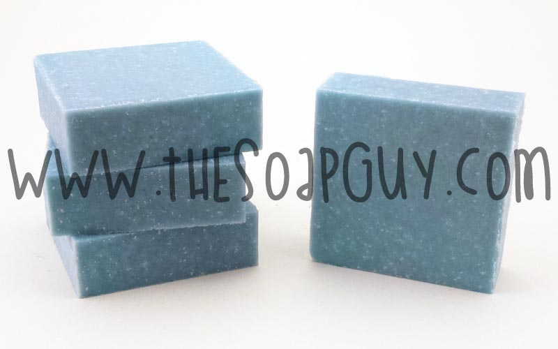 Wholesale Soap Bars - Cool Spring Scrub