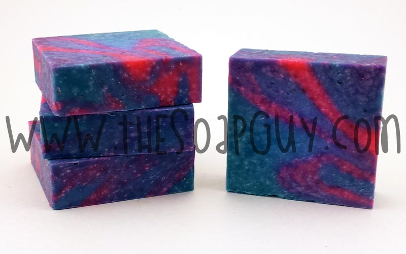 Wholesale Soap Bars - Glacial Stream Scrub