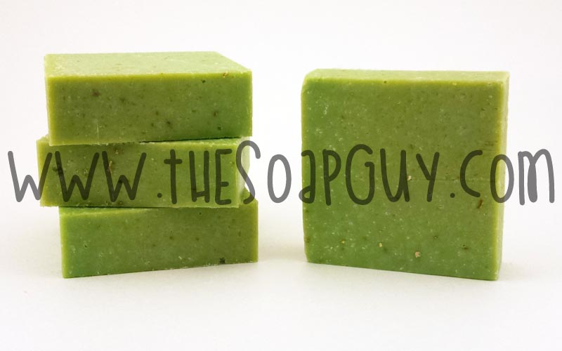 Wholesale Soap Bars - Jasmine Lime Scrub