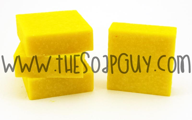 Wholesale Soap Bars - Lemon Zest Scrub