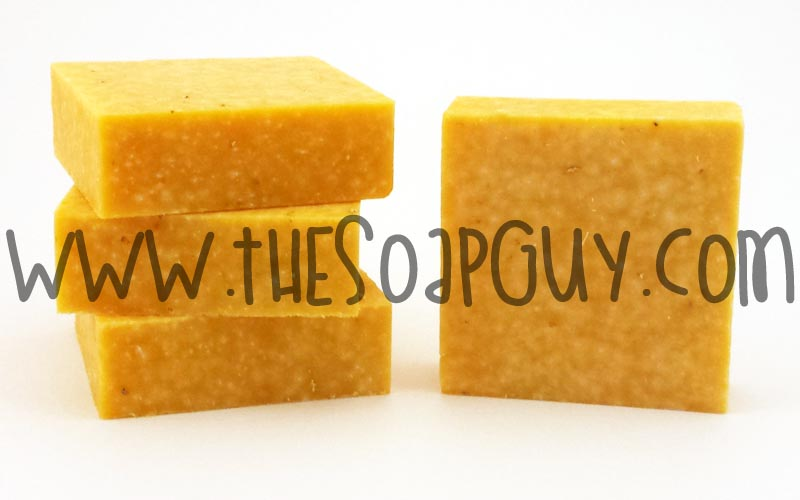 Wholesale Soap Bars - Mango Salsa Scrub