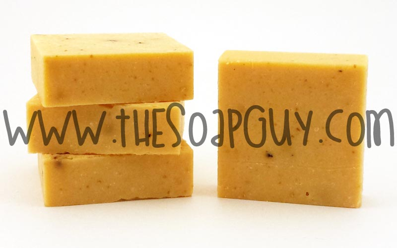 Wholesale Soap Bars - Orange Aloe