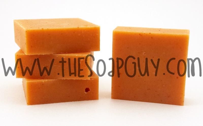 Wholesale Soap Bars - Orange Oatmeal