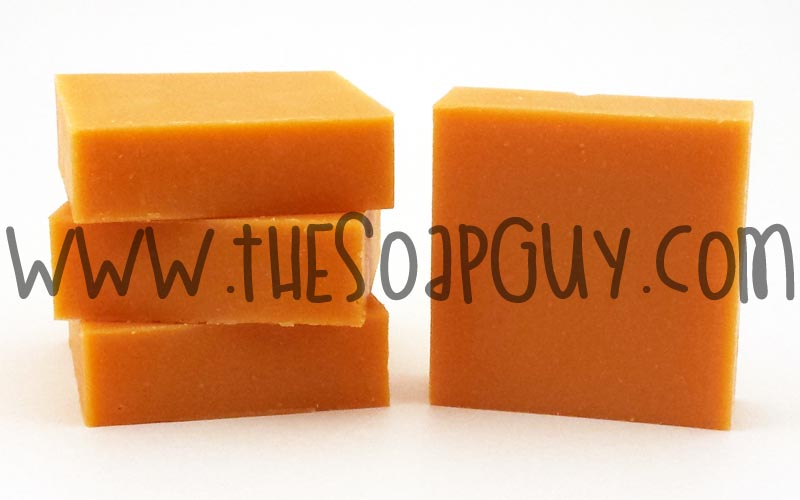 Wholesale Soap Bars - Orange Patchouli
