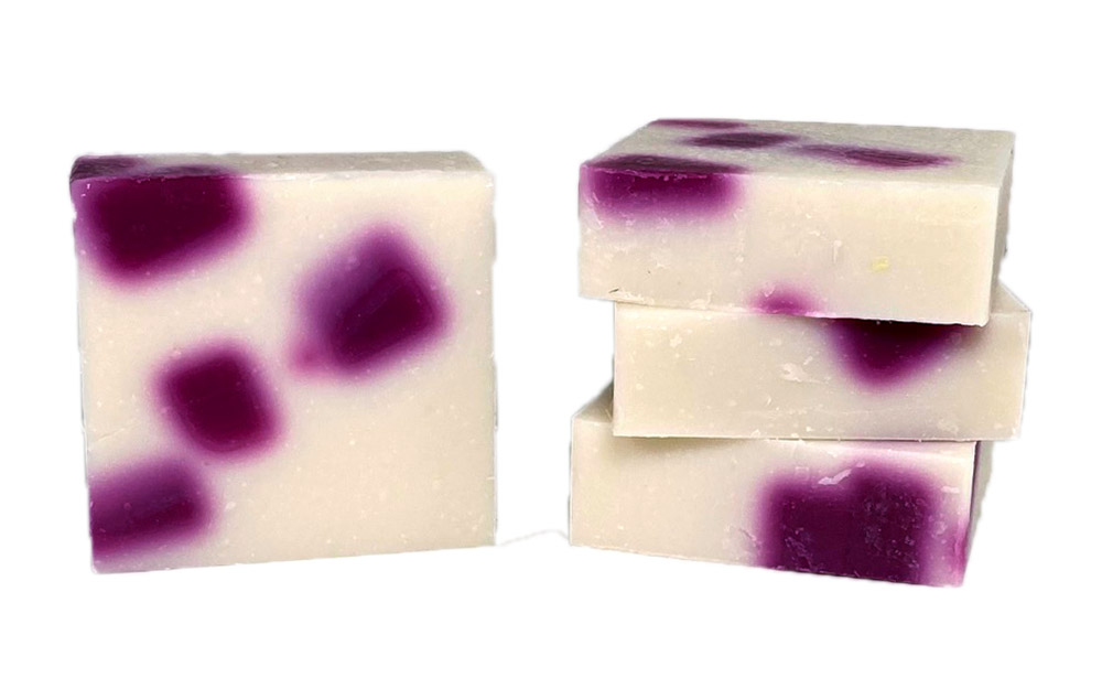 Wholesale Soap Bars - Pomegranate Cherry
