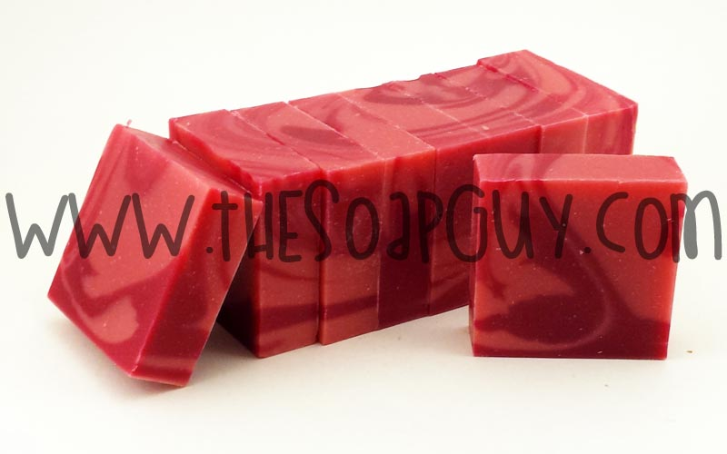 Wholesale Soap Bars - Raspberry Mint