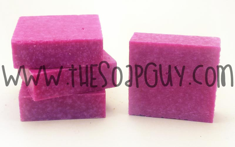 Wholesale Soap Bars - Raspberry Patchouli