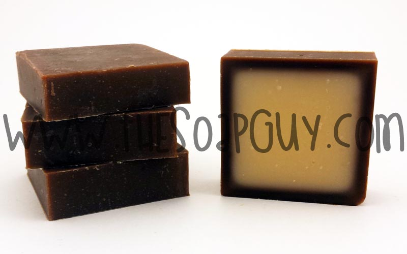 Wholesale Soap Bars - Triple Chocolate Sundae