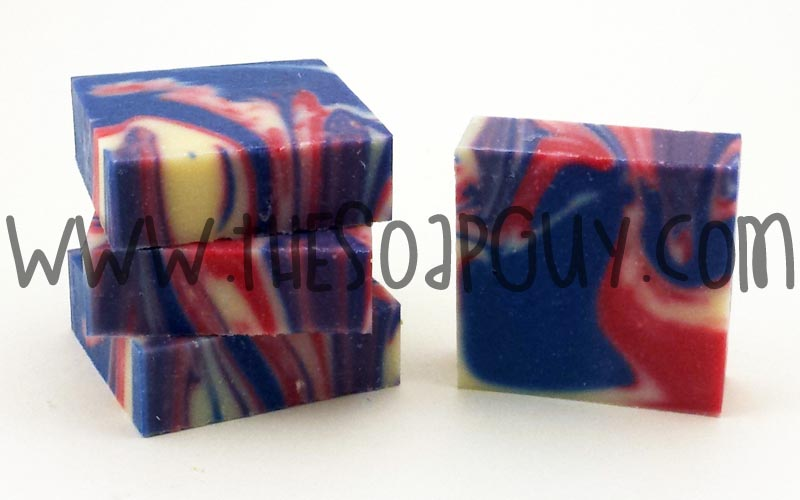 Wholesale Soap Bars - Wild Passion