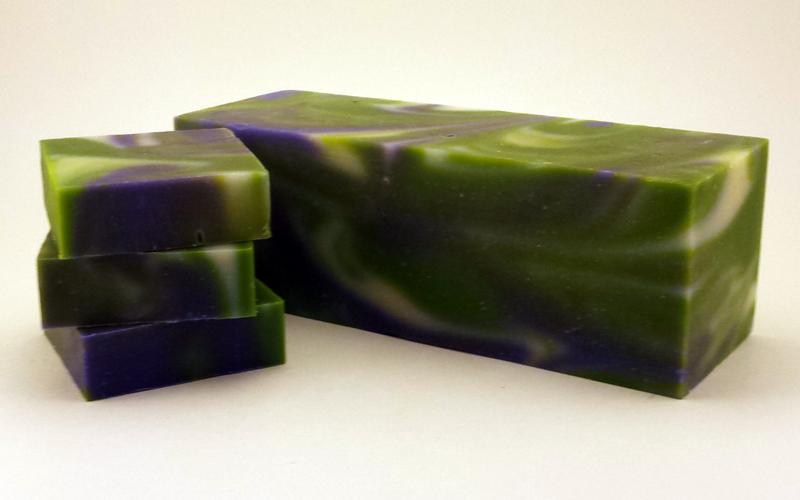 Natural Wholesale Soap - Lavender Mint