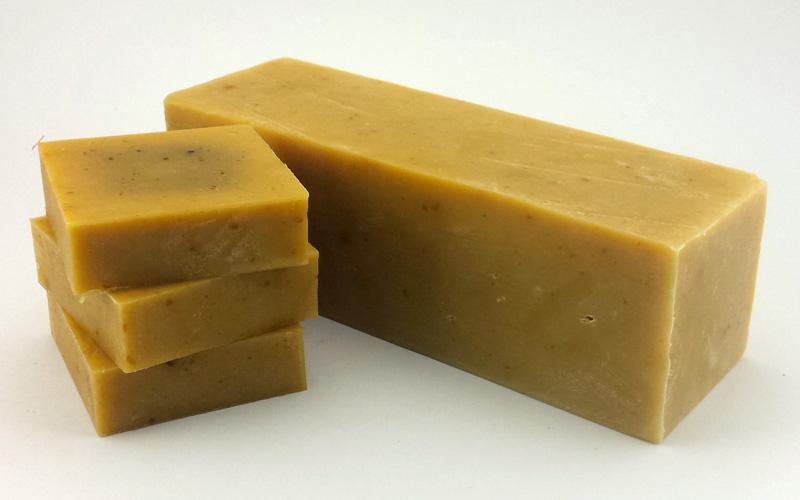Wholesale Goats Milk Soap Loaf - Cinnapear