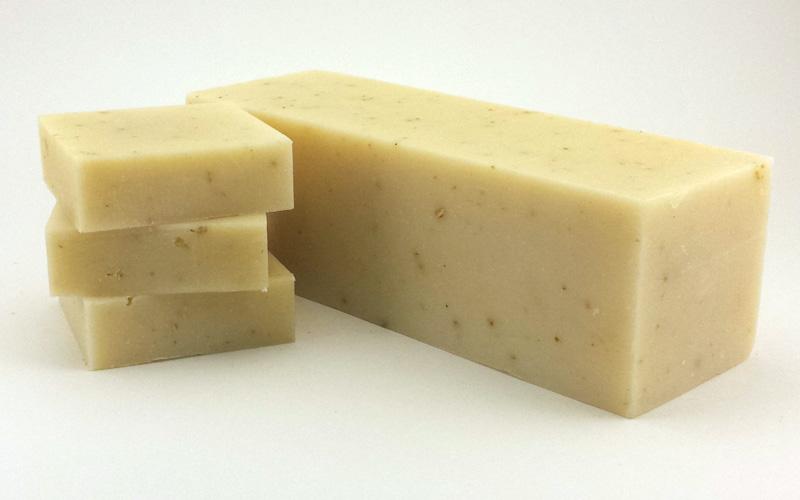 Wholesale Goats Milk Soap Loaf - Unscented