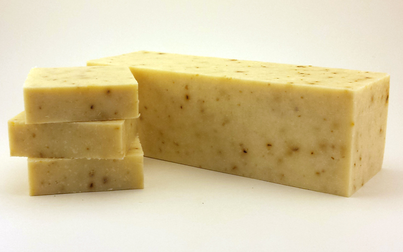 Greek Yogurt Soap - Tropical Garden